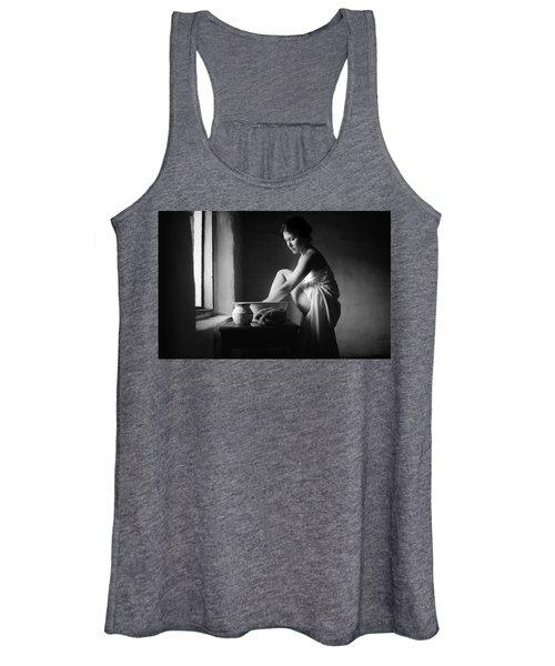Vermeer Footwasher Women's Tank Top