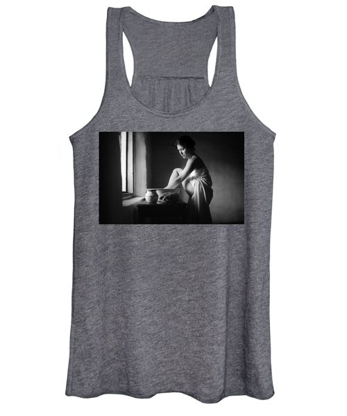 Vermeer Footwasher Women's Tank Top