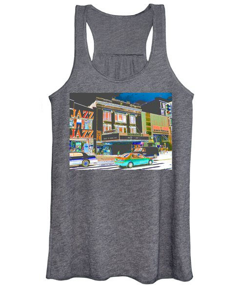 Victoria Theater 125th St Nyc Women's Tank Top