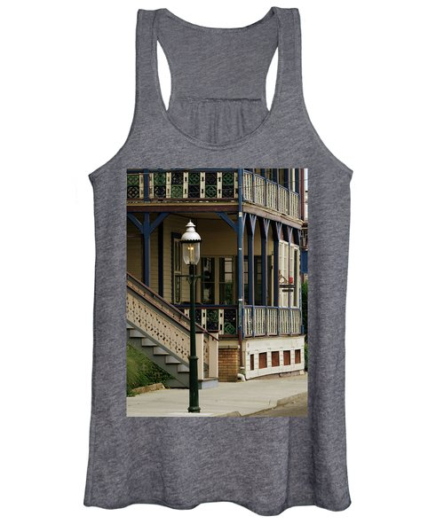 Victorian Cape May Women's Tank Top