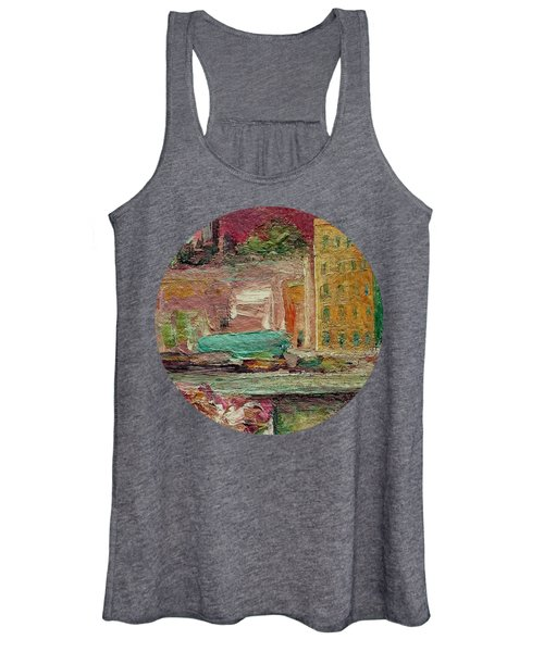 View From A Balcony Women's Tank Top