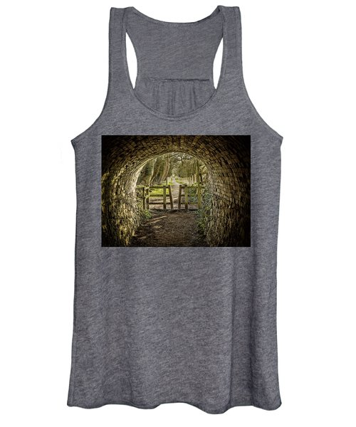 View From The Tunnel Women's Tank Top