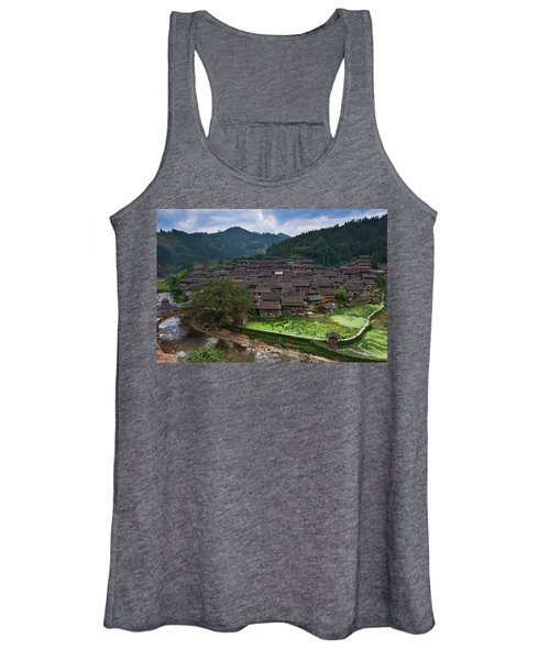 Village Of Joy Women's Tank Top