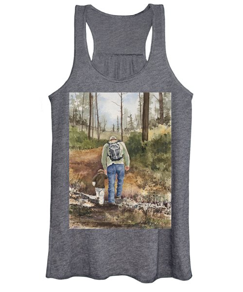 Vince And Sam Women's Tank Top