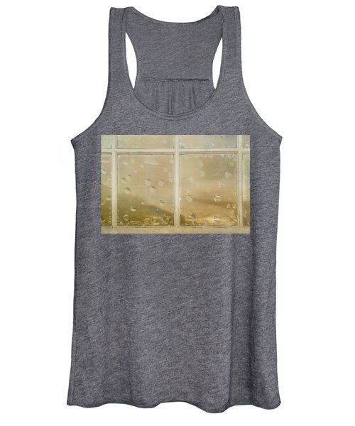 Vintage Window Women's Tank Top