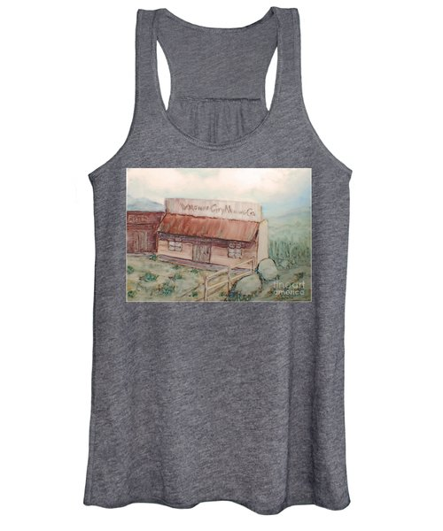 Virginia City Mining Co. Women's Tank Top
