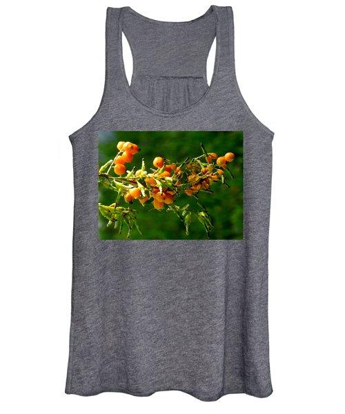 Vivid Berries Women's Tank Top