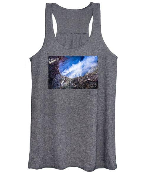 Kilauea Volcano Women's Tank Top