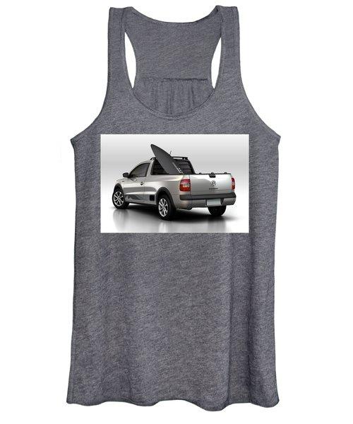 Volkswagen Saveiro Women's Tank Top