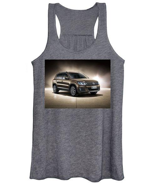 Volkswagen Tiguan Women's Tank Top