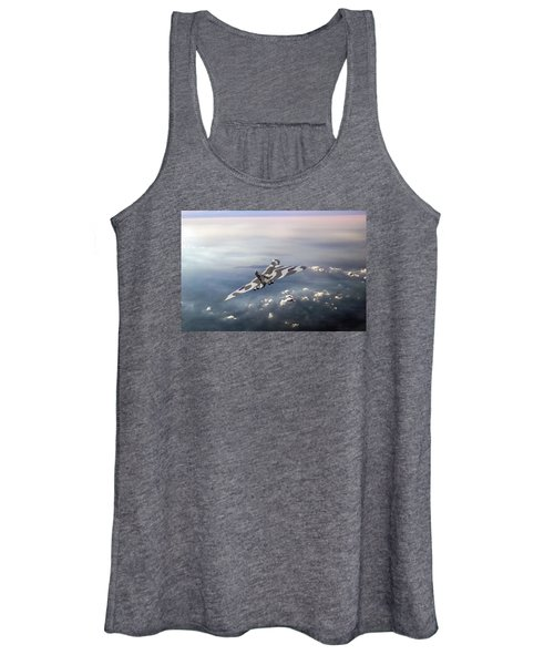 Vulcan Over The Channel Women's Tank Top