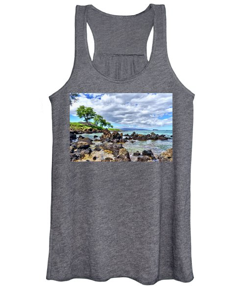 Wailea Beach #2 Women's Tank Top