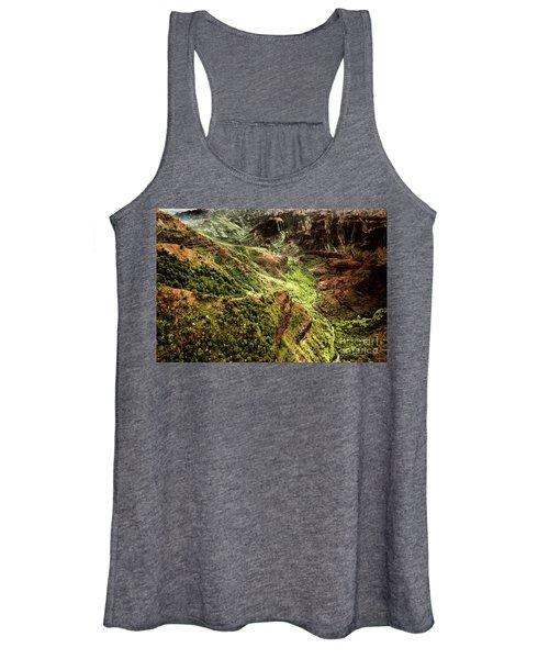Waimea Canyon Women's Tank Top
