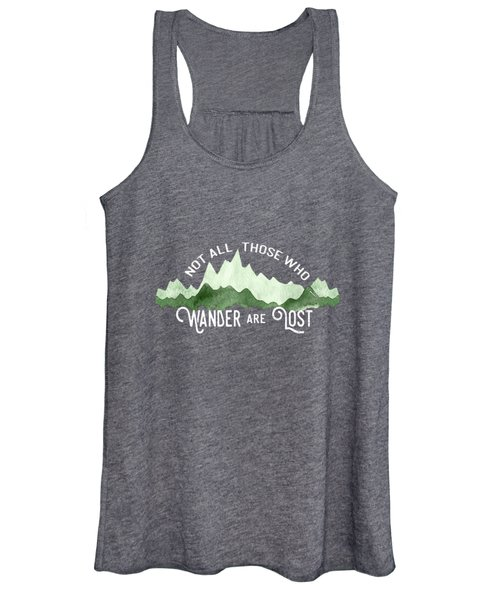 Wander Women's Tank Top