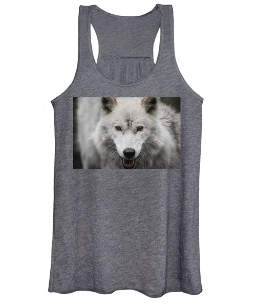 Watchful Eyes Women's Tank Top