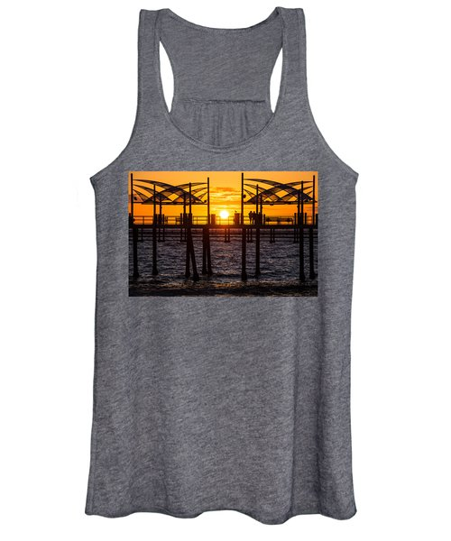 Watching The Sunset Women's Tank Top