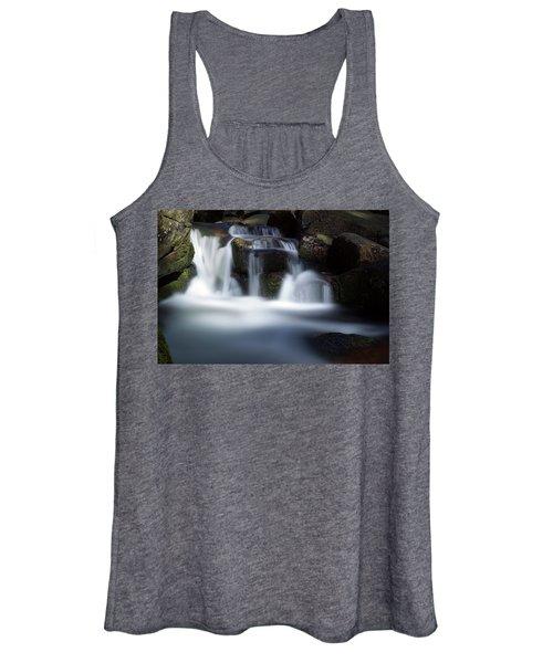 Water Stair - Long Exposure Version Women's Tank Top