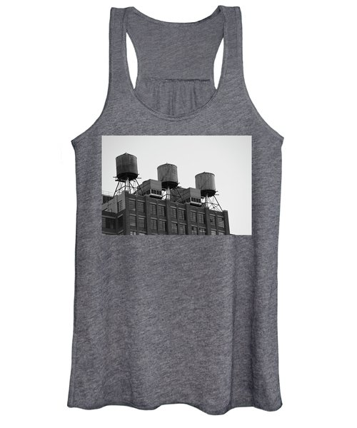 Water Towers Women's Tank Top