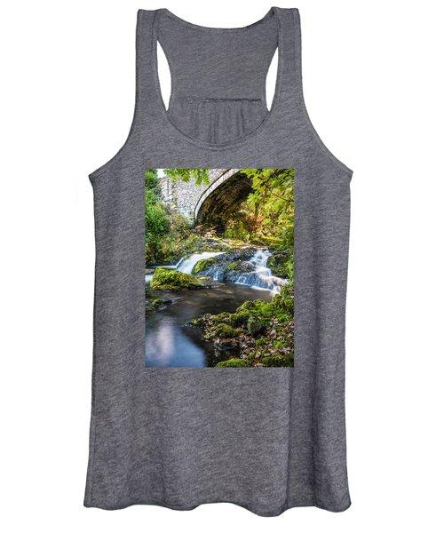 Water Under The Bridge Women's Tank Top