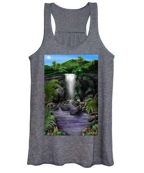 Waterfall Creek Women's Tank Top