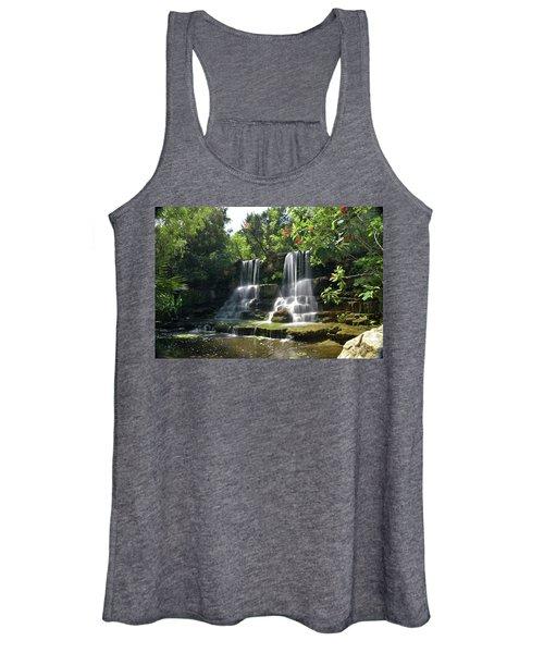 Waterfalls Women's Tank Top