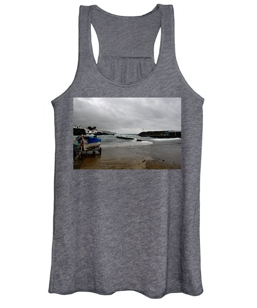 Waves Azores-033 Women's Tank Top