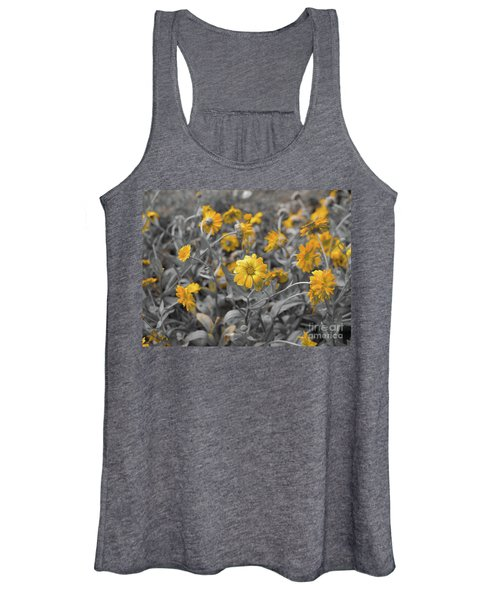 We Fade To Grey Women's Tank Top