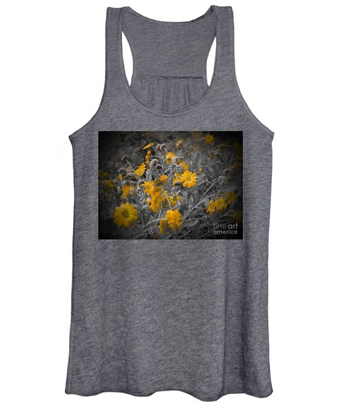 We Fade To Grey Three Women's Tank Top