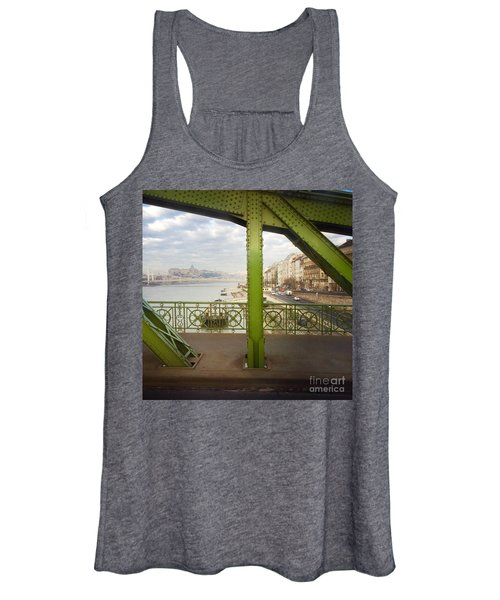 We Live In Budapest #4 Women's Tank Top