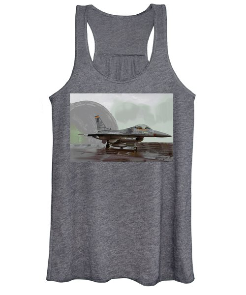 Weather Day 287 Women's Tank Top
