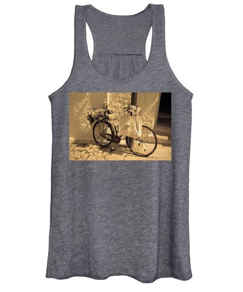 Wedding Bike Women's Tank Top