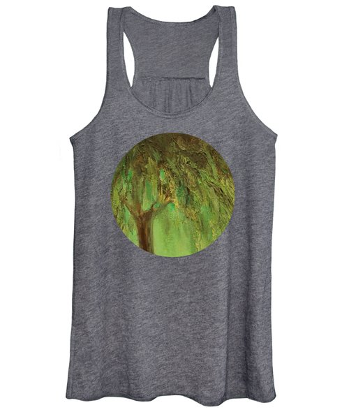 Weeping Willow Women's Tank Top