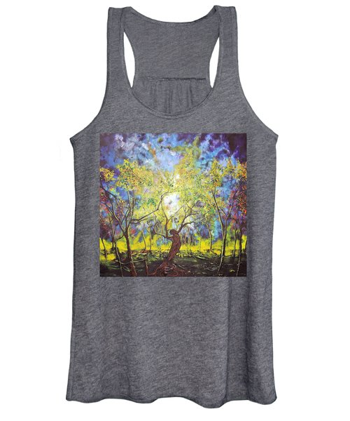 Wekiva Lady Women's Tank Top