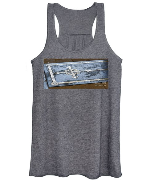 Wells Cathedral Tomb Women's Tank Top