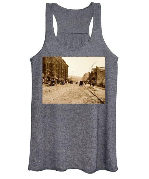 West 207th Street, 1928 Women's Tank Top
