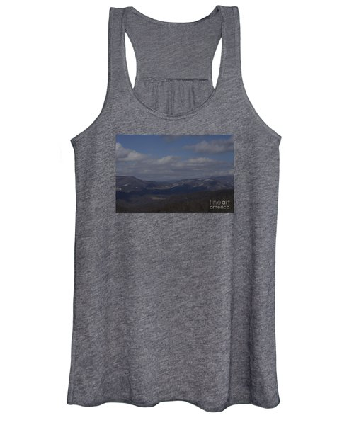 West Virginia Waiting Women's Tank Top