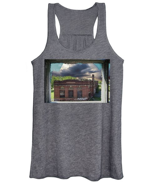 Westinghouse In A Storm Women's Tank Top