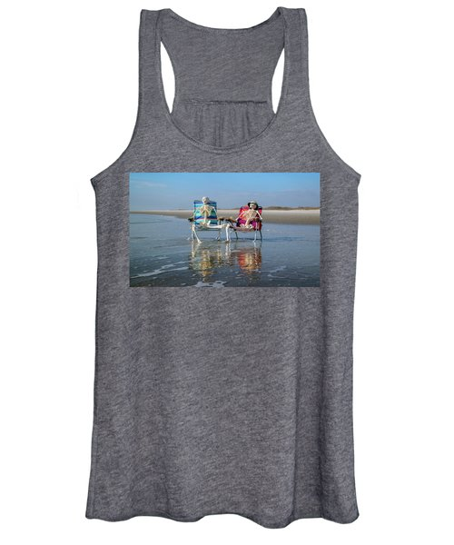 What Did You Like Most Women's Tank Top