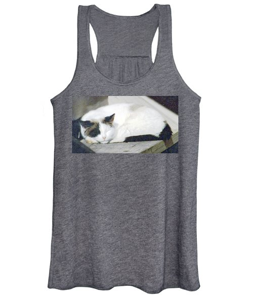What Do Cats Dream Of #2 Women's Tank Top