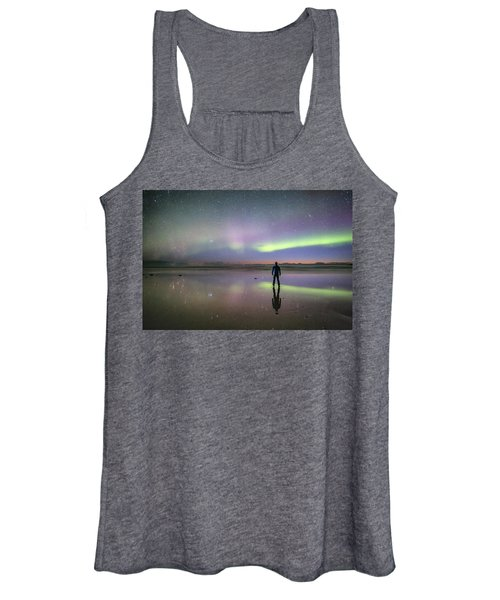 What Is Up And Down? Women's Tank Top