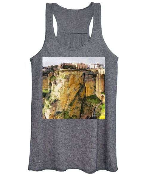 What Place Is This Women's Tank Top