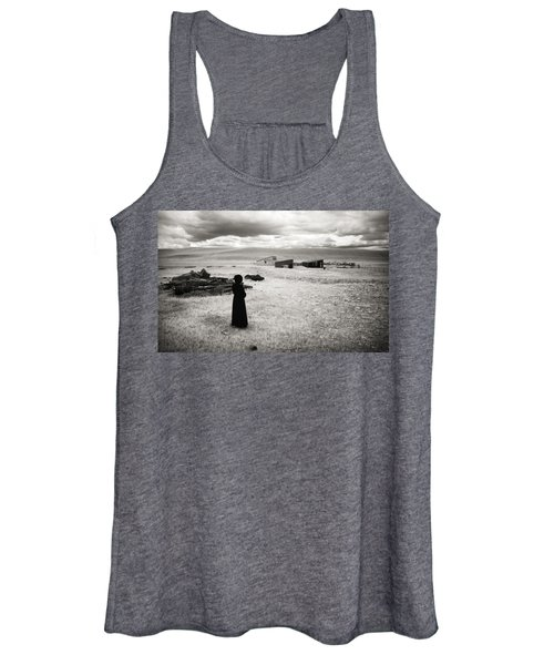What Was Women's Tank Top
