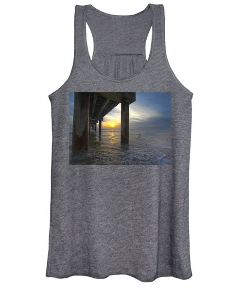 Where The Sand Meets The Surf Women's Tank Top