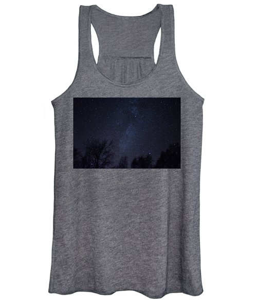 Where The Wind And The Coyotes Howl Women's Tank Top