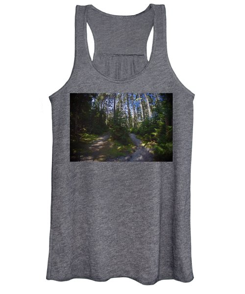 Which Path? Women's Tank Top