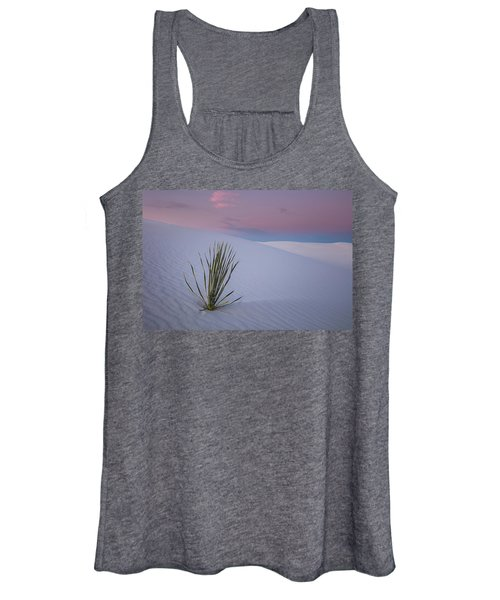 White Dunes Women's Tank Top