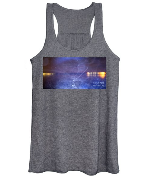 Whoosh Of Mosquitoes In The Night Women's Tank Top