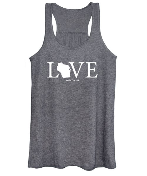 Wi Love Women's Tank Top