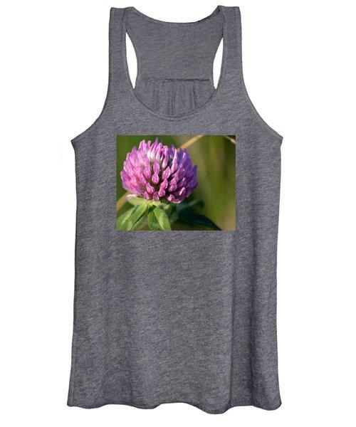 Wild Flower Bloom  Women's Tank Top
