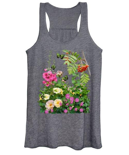 Wild Garden Women's Tank Top